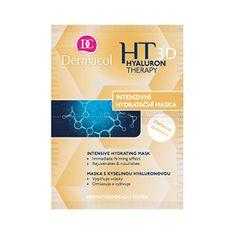 Dermacol Intenzívne hydratačné a remodelačný maska (HT 3D Intensive Hydrating Mask) 2 x 8 ml