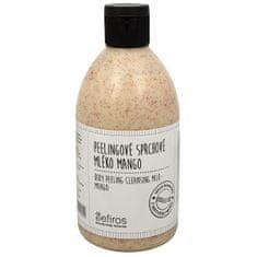 Sefiros Mango hámlasztó krémtusfürdő(Body Peeling Cleansing Milk) 500 ml