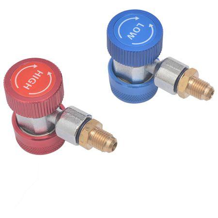 shumee 2 db hűtő gyorscsatlakozó adapter