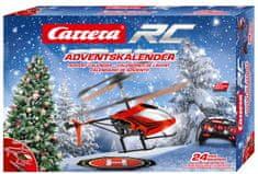 CARRERA kalendarz adwentowy 501042 Śmigłowiec RC