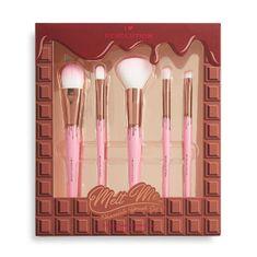 I Heart Revolution Sada kosmetických štětců Chocolate 5 ks