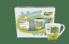 Pickwick Darčekové balenie funkčných čajov s hrnčekom LÉTO