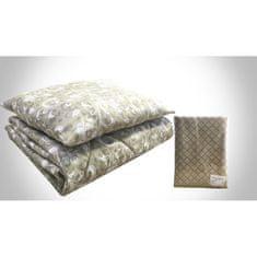Kraftika Készlet: ágynemű 1.5 sp; párna 50x70 cm; takaró 140x205 cm,