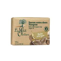Le Petit Olivier Extra jemné mydlo Arganový olej (Extra Mild Surgras Soap) 100 g