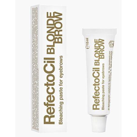 Refectocil Rozjaśnienie pasty brwi - blond 15 ml