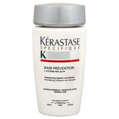 Kérastase Sampon hajhullás megelőzésére Specifique Bain Prevention (sampon gyakori használatra) 250 ml