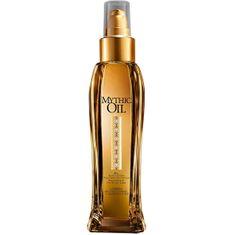 Loreal Professionnel Vyživující olej na vlasy s obsahem arganového oleje pro všechny typy vlasů Mythic Oil (Nourishing Oi