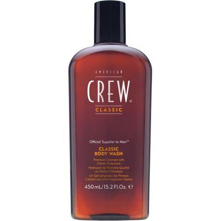 American Crew Żel pod prysznic do codziennego stosowania do mycia ciała klasyczny (450 ml)