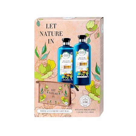 Herbal Essences Darilni set za nego las Let Nature In