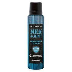 Dermacol Men Agent Gentleman Touch dezodor férfiaknak 150 ml