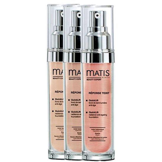 Matis Paris Rozjasňující make-up pro omlazení pleti QuickLift (Radiance Anti-Ageing Foundation) 30 ml (Odstín Dark Beige)