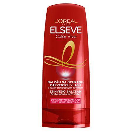 Loreal Paris Balsam do włosów farbowanych ELSEV Colour Vive (Color Protecting Balsam) (objętość 400 ml)