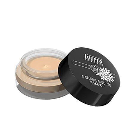 Lavera Természetes alapozó hab (Natural Mousse Make-up) 15 g (árnyalat 01 elefántcsont)