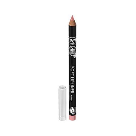 Lavera Ajakkontúr ceruza (Soft Lipliner) 1,14 g (árnyalat 01 világos rózsaszín)