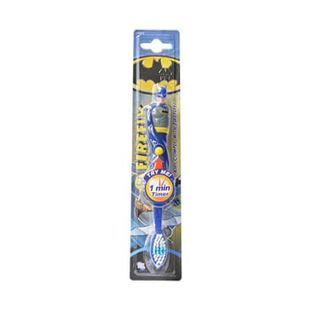VITALCARE CZ Utripajoča zobna ščetka z 1-minutnim časovnikom Batman