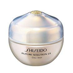 Shiseido Denný ochranný krém pre všetky typy pleti Future Solution LX(Total Protective Cream) 50 ml