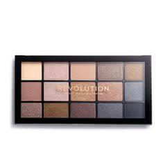 Makeup Revolution Paletka očních stínů Re-Loaded Smoky Newtrals 16,5 g