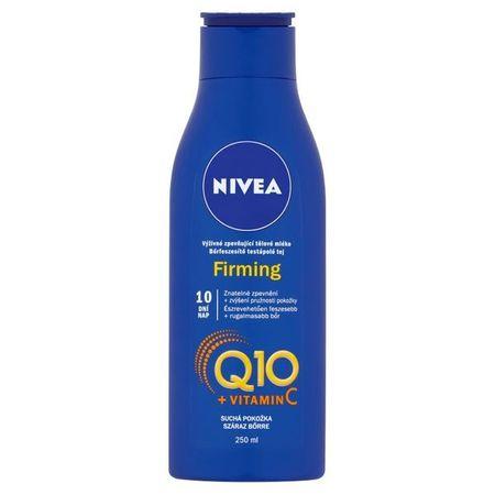 Nivea Lotion do ciała odżywczy ujędrniające Q10 + 250 ml Energia