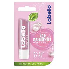 Labello Biserni sijaj ( Caring Lip Balm) 4,8 g