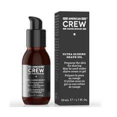 American Crew Olej na holenie (Shaving Skincare Ultra Gliding Shave Oil) 50 ml