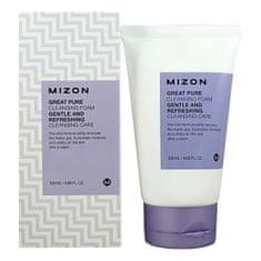 MIZON Łagodny pianki czyszczenia wszystkich typów skóry (Wielka czysta pianka) oczyszczający 120 ml