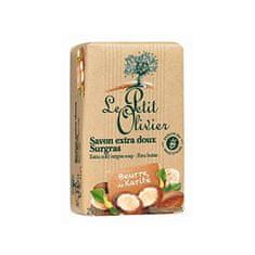 Le Petit Olivier Extra jemné prírodné mydlo Bambucké maslo (Extra Mild Surgras Soap) 250 g