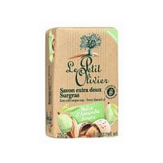 Le Petit Olivier Extra jemné prírodné mydlo Mandľový olej (Extra Mild Surgras Soap) 250 g