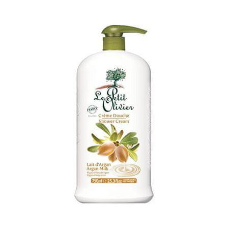 Le Petit Olivier Prysznic kremowego oleju arganowego (prysznic krem) 750 ml