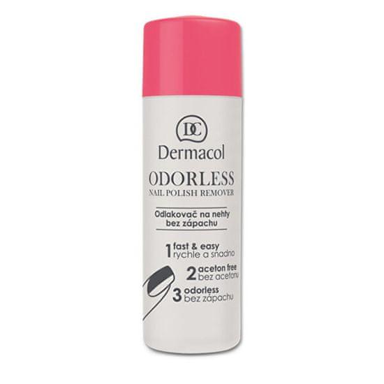Dermacol Odlakovač na nehty bez zápachu Odourless 120 ml