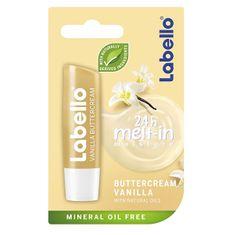 Labello Vlažilni balzam za ustnice z vonjem vanilije (Vanilla Butter Cream Caring Lip Balm) 5.5 mL