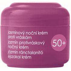 Ziaja Jasmine nočna krema proti gubam 50 ml