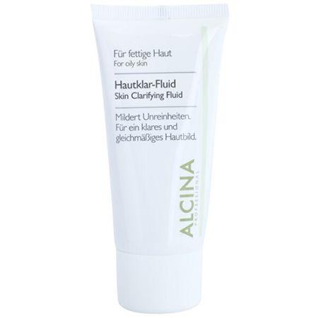 Alcina Zeliščna tekočina za mastno kožo (Skin Clarifying Fluid) 50 ml