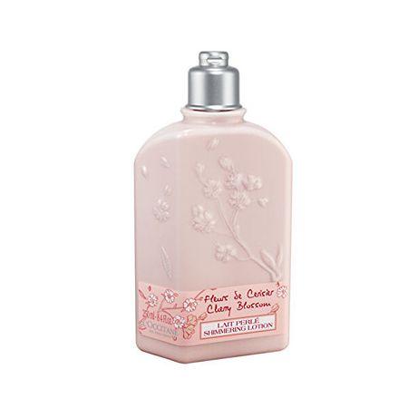 LOccitane En Provenc Fényes (Cherry Blossom Shimmering Lotion) 250 ml