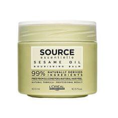 Loreal Professionnel Vyživující maska pro citlivé vlasy Source Essentielle (Sesame Oil)