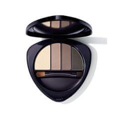 Dr. Hauschka Paletka pre líčenie očí a obočia (Eye & Brow Palette) 5,3 g