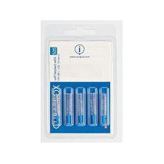 Curaprox Náhradní mezizubní kartáčky na čištění implantátů Soft Implant Modrá CPS 505 5 ks