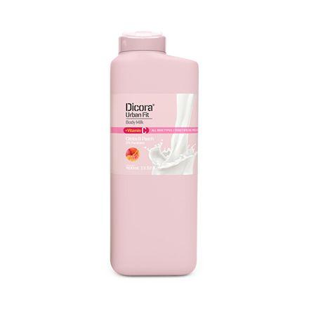 Dicora Citrusok & őszibarack testápolóC-vitaminnal(Body Milk) 400 ml