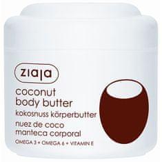 Ziaja Coconut maslo za Tělo 200 ml