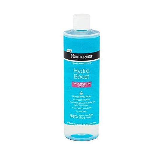 Neutrogena Hydro Boost micelární voda 3v1 (Micellar Water) 400 ml