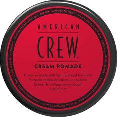 American Crew Kremowy lakier do włosów dla mężczyzn ( Pomade) Cream ( Pomade) 85 g