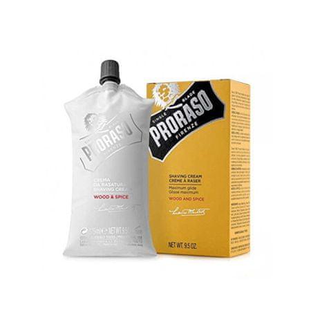 Proraso Les in začimba (Shaving Cream) 275 ml