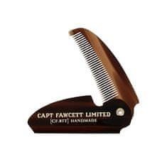 Captain Fawcett Skladacia hrebeň na fúzy CF.87
