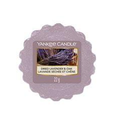 Yankee Candle Illatos viasz aromalámpába Dried Lavender & Oak 22 g