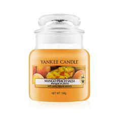 Yankee Candle Illatgyertya Classic kicsiSalsa Mango Peach Salsa 104 g