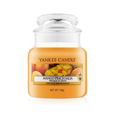 Yankee Candle Świeca zapachowa Classic mała Mango Peach Salsa 104 g