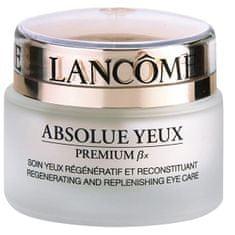 Lancome Feszesítő szemápoló krém Absolue Yeux Premium ßx (Regenerating and Replenishing Eye Care) 20 ml