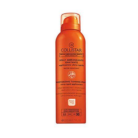 Collistar SPF 30 (Moisturizing Tanning Spray) 200 ml