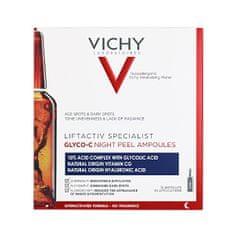 Vichy Ampule proti pigmentovým skvrnám Liftactiv Specialist Glyco-C (Night Peel Ampoules) 10 x 2 ml