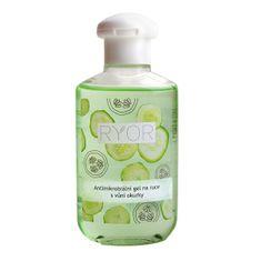 RYOR Antimikrobiálne gél na ruky s vôňou uhorky 150 ml