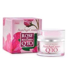BioFresh Anti-age krém s koenzýmom Q10 a ružovou vodou Rose Of Bulgaria ( Anti Age Cream) 50 ml